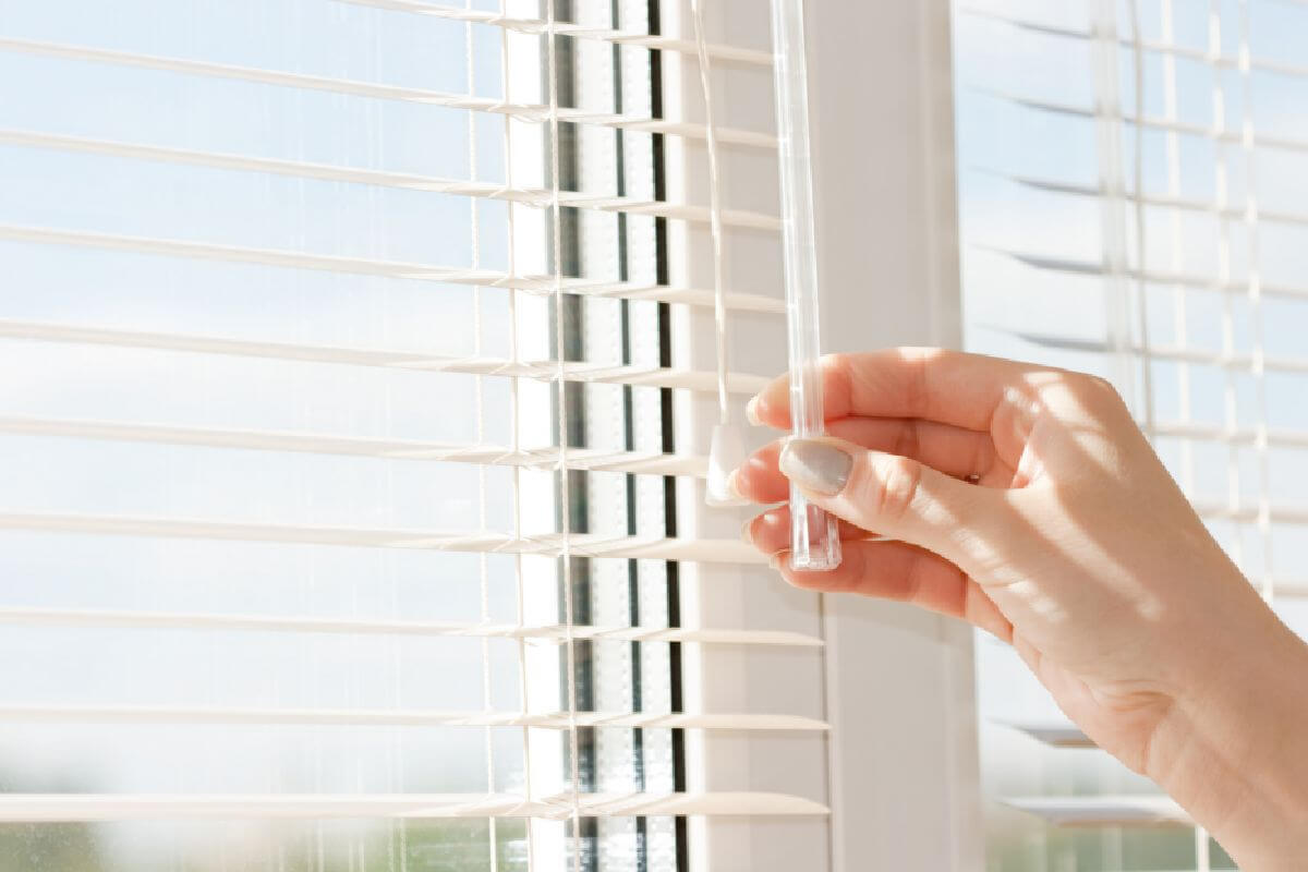 uPVC Window Blinds Manchester